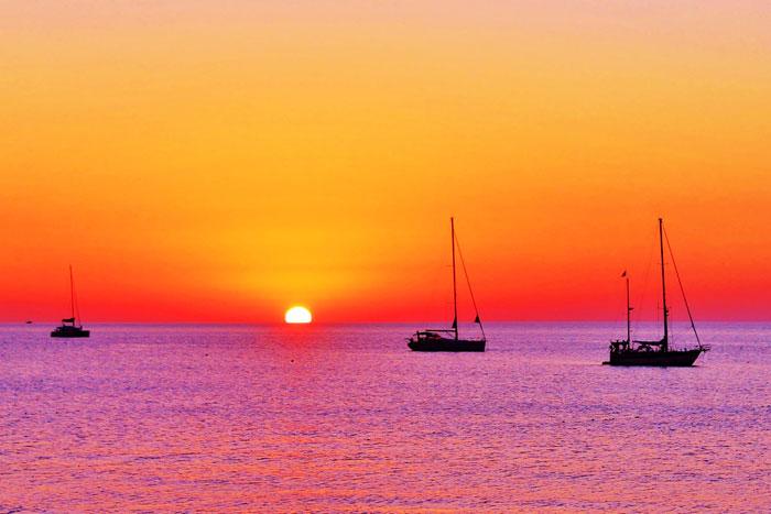 tramonto cefalù